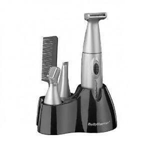 babyliss 7040cu men 39 s multi grooming kit 10 piece beard nose ear trimmer clipper 3030053470403. Black Bedroom Furniture Sets. Home Design Ideas