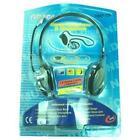 Ear-Cup (Over the Ear) Earpiece OMEGA Headphones