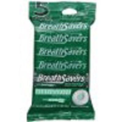 Breath Savers Wintergreen Mints Sugar Free Mint Candy 5 Roll Bag
