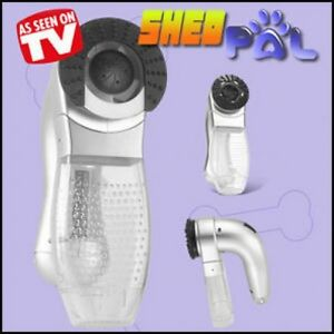 Shed-Pal-As-Seen-On-TV-Vaccuum-Grooming-Brush-System-Pet-Dog-Cat-Groom