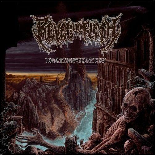 REVEL IN FLESH - Deathevokation  [BLACK Vinyl] LP