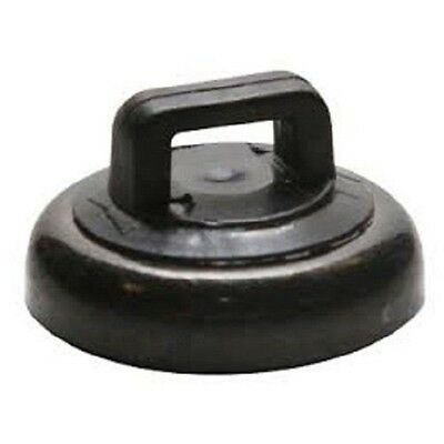 Rack-a-tiers Rm115bk 15 Lb Magnetic Cable Tie Mount