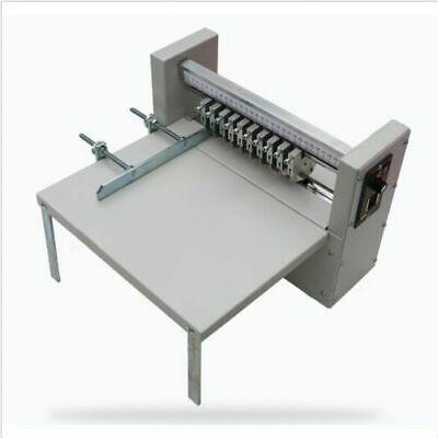 400mm Sticker Half Cutting Machine Adhesive Sticker Paper Cutter 220v Y