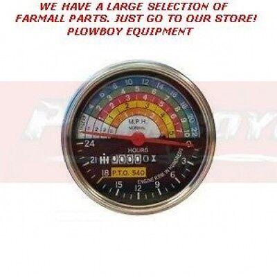 Tachometer For Farmall Ih 460 560 Gas Diesel 383093r91 383092r91