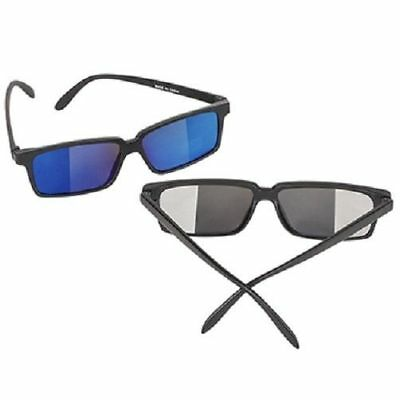 Spy Sunglasses Glasses See Look Behind You Rear View Mirror Toy 007 Secret (Mirror Spy Glasses)