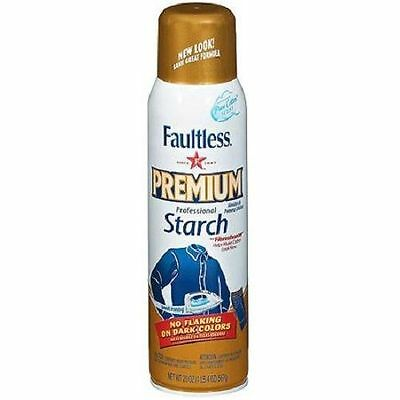 Faultless Premium Professional Starch Spray