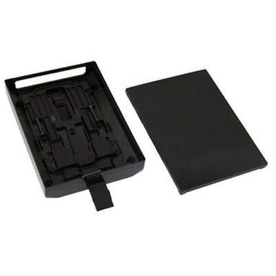 Case Carcasa Vacío Hard Disk Drive Por Recambio Negro Para Xbox 360...