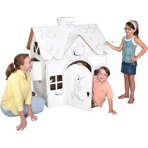 NEW! Box Creations - Country Cottage Playhouse