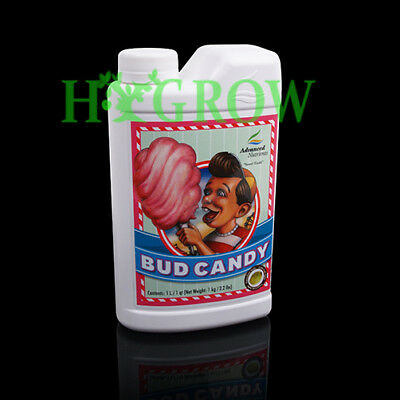 Bud Candy 1L Advanced Nutrients. Carboload. Liquid Lead. Sugar for plants