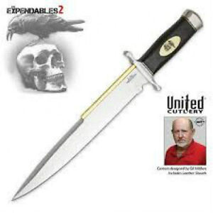 THE EXPENDABLES 2 ARKANSAS TOOTHPICK 2012 Movie Replica Knife-Sylvester Stallone