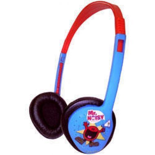 Mr Noisy Little Star Kids Childrens Headphones iPod mp3