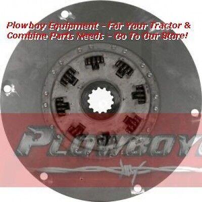 92590c2 Case Ih Tractor Combine 14 Pto Drive Plate 188013c91 8 Spring 13 Spline
