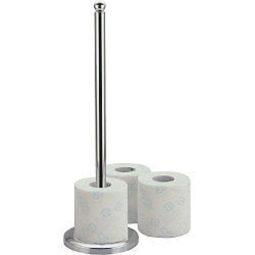 Sunnex Bathroom Toilet Roll Holder Chrome
