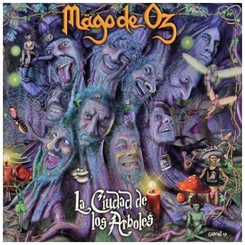 MÄGO DE OZ - La Ciudad De Los Arboles CD