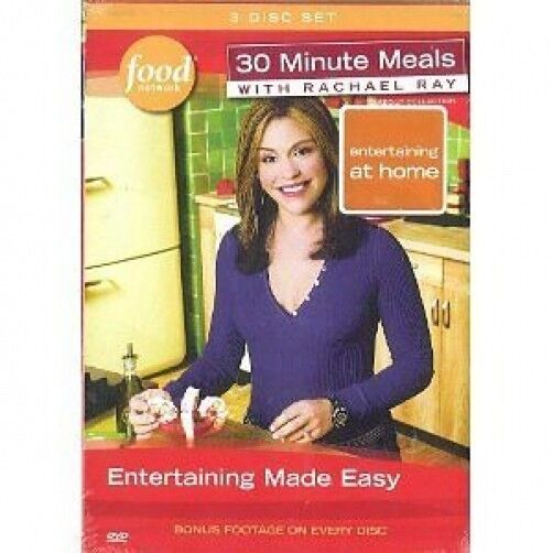 30 MINUTE MEALS WITH RACHAEL RAY VOLUME 4-ENTERTAINING