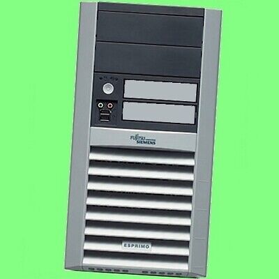 Fujitsu Siemens Esprimo Intel 945G 3200MHz Hyper Threading 3,2GHz WindowsXP