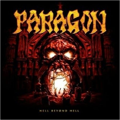 PARAGON - Hell Beyond Hell  [TOURQUISE Vinyl] LP