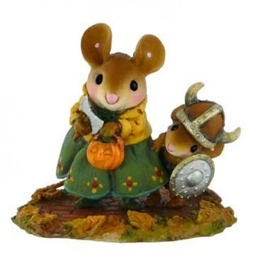Wee Forest Folk M-443 Eric the Reticent