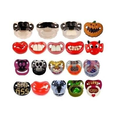 (You Pick) Billy Bob Funny Teeth Pacifier for Babies
