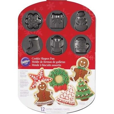 wilton christmas cookie pan cheapest price seen  Christmas Cookie Pan