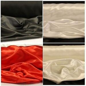 1-METRE-WEDDING-DRESS-TOP-QUALITY-DUCHESS-SATIN-BRIDAL-FABRIC-MATERIAL-HDS
