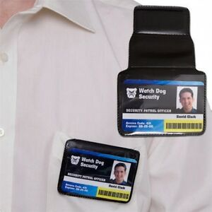 PWC5 Magnetic Warrant Card - ID Holder Police Security