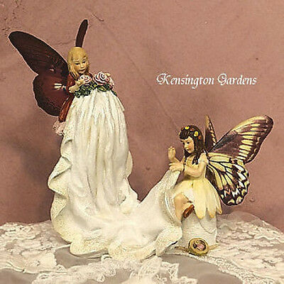 Country Artists : Butterfly Fairies - WEDDING WISHES CA06357