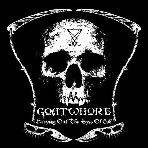 GOATWHORE - Carving Out The Eyes Of God  [BLACK Vinyl] LP