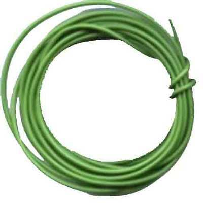 10 Ft. Green 22 Gauge Stranded Wire for G Gauge Scale Trains - Aristo Craft Train Parts
