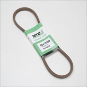 MTD OEM 754-0453, 954-0453 BELT.GENUINE  OEM-ORIGINAL EQUIPMENT MANUFACTURING.
