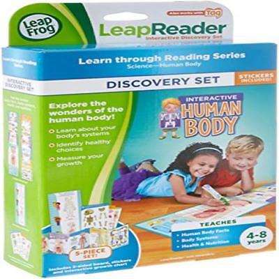 Leapfrog Leapreader Interactive Human Body Discovery Set (Works With Tag) Toy Ne