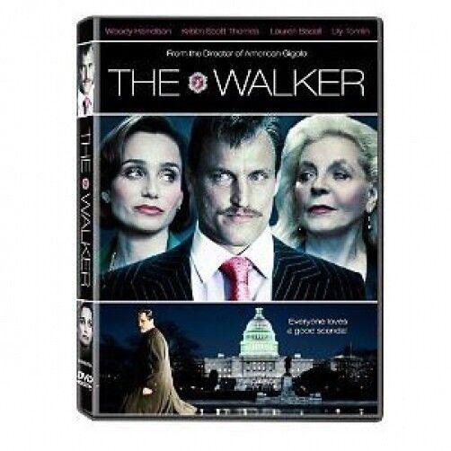 THE WALKER (DVD, 2008) WOODY HARRELSON BRAND NEW IN WRAP