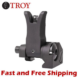 Troy Tactical Night Battle Sight Folding Tritium Front Sight SSIG-FBS-FMBT-01