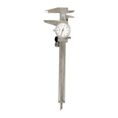 6 Stainless Steel Precision Dial Caliper