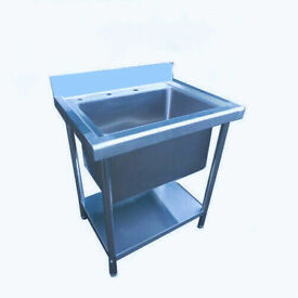 Stainless Steel Sink commercial