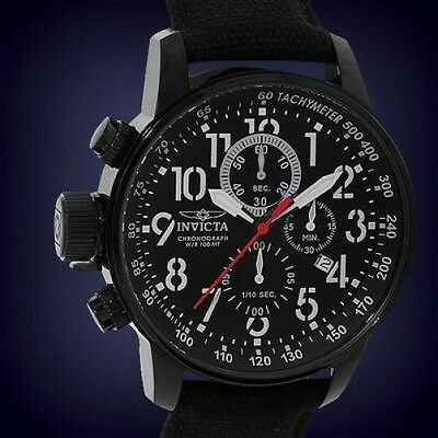 New INVICTA I-Force Men's Chronograph Watch
