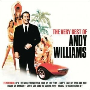 ANDY-WILLIAMS-BRAND-NEW-CD-VERY-BEST-OF-GREATEST-HITS-COLLECTION