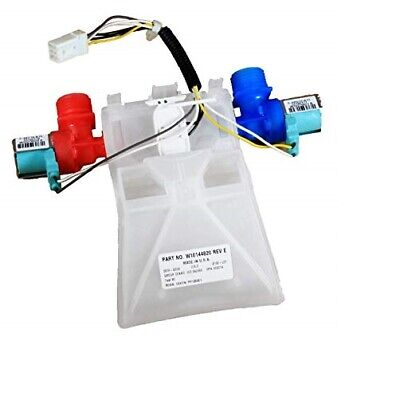 W10144820 Washer Water Valve Assembly Compatible With Whirlpool Washer