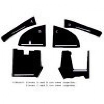 Fordnh Cab Kit Without Headliner Fits Tw15 Tw25 Tw35 Tw5 6710 7710 Cfw5l