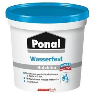 PONAL Super 3 760 g wasserfest Holzkleber Leim Holz Kleber PN12S
