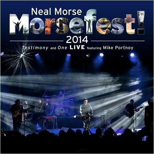 NEAL MORSE - Morsefest! 2014  (2-Blu-Ray) BLURAY