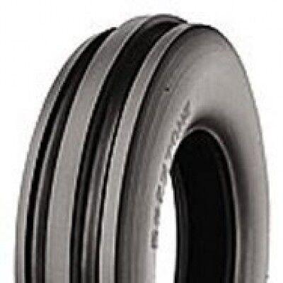 New Deestone Triple Rib Front Tractor Tire 550x16 5.50x16 550-16