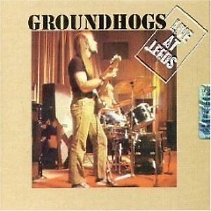 Groundhogs Live At Leeds