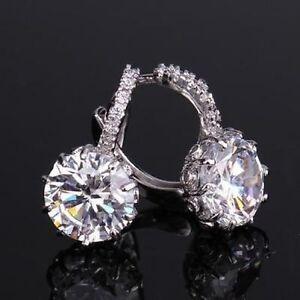 18-kt-white-gold-Round-Cut-lever-back-Diamond-Earrings-3-CT