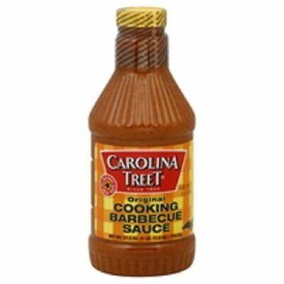 Carolina Treat Original Cooking BBQ Sauce Carolina Bbq Sauce