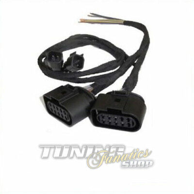 Facelift or Angel Eye Headlights Adapter Cable Set for Ford Focus 1 Mk1