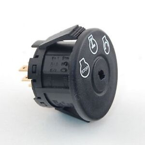 yard machine ignition switch
