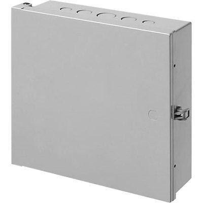 Arlington Eb1212 Heavy-duty Non-metallic Enclosure Box 12 X 12 Gray