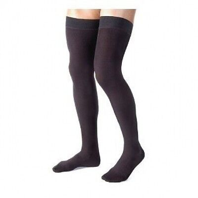JOBST for Men Compression Stockings Thigh High, 15-20mmHg, C