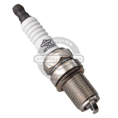 Briggs & Stratton Spark Plug Genuine Parts #491055S